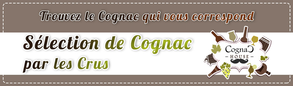 Selection de Cognac par millesime