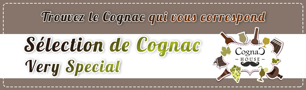 Selection de Cognac par single cask